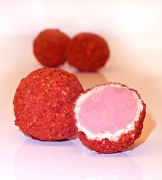 Himmlische Süßigkeiten: Himbeer-Trüffel-Pralinen