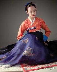 [한복] 명절 한복에 돋보이는 메이크업과 헤어스타일| Daum라이프