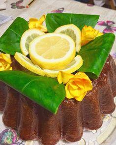 #Lemon #Cake ..... #Simply The Best!!! #Amalfi's #Lemons  #dessert #cakes  #homemade #amalfilemon #lemonmind #passion #pastry