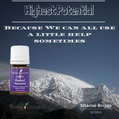 Highest Potential Sharise Briggs 1678814 Because We can all use a l...