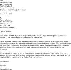 Speech Pathology Cover Letter speech language pathologist resume getessaybiz What Is And How To Make Cover Letter For Speech Pathologist
