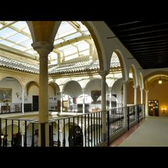 Parador de Úbeda | Paradores de Turismo Bristol, Space Architecture, The Province, Andalusia, 16th Century, Beautiful Interiors, The Locals, Places Ive Been, Facade