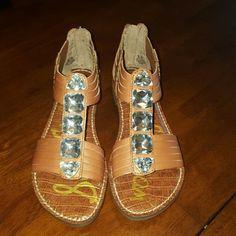Selling this 1 DAY SALE NIB Sam Edelman Sandals in my Poshmark closet! My username is: denimlover2011. #shopmycloset #poshmark #fashion #shopping #style #forsale #Sam Edelman #Shoes