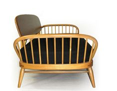 Retro Vintage Ercol Rocking Chair Ebay Baby