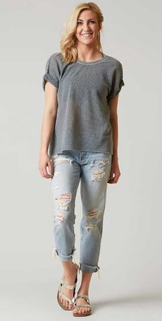 Free People Wild Mesh Top - Women's Clothing | Buckle