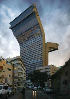 Architecture par Victor Enrich