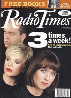 Radio Times Cover 1994-04-09