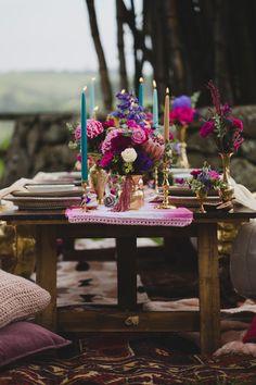 Boho bridesmaid picnic styling | Just For Love Photography | See more: http://theweddingplaybook.com/wedding-playbook-magazine-volume-10/