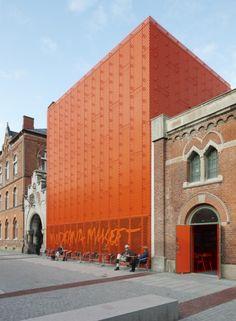 Tham & Videgard Arkitekter - Swedish Museum of Modern Art, Malmö, Sweden