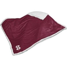 Mississippi State Bulldogs Sherpa Throw, Team