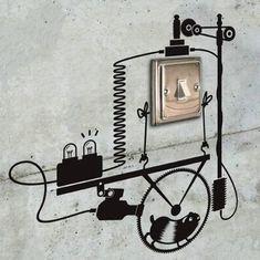 Нескучный дизайн выключателей - Мой дом