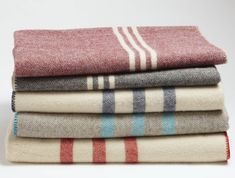 Wool Blanket-  get a bunch from the Good Will or Value Village or War Surplus ........