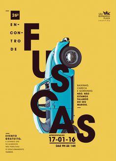 Sao Bernardo Plaza: Beetle yellow | Ads of the World™
