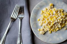 Mexican Corn Salad recipe: Turning the classic elote into a salad. #food52