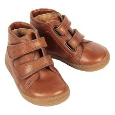 Pom d'Api  Baby Woody Scratch Shoes - Brown