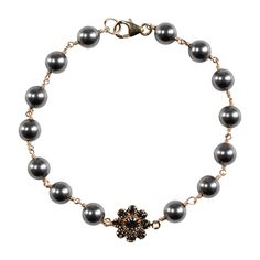 Lily Bracelet in Black Diamond! In <3!