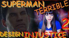 INTERSTICE 2 SUPERMAN TERRIBLE DESIGN DISCUSSION 😕