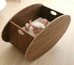Babybett und Schukel in Einem