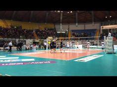 Volley Video: Taramelli libero del Monza segna un punto   Basket e Volley in rete