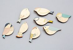 Прелестные творения из дерева от Anna Wiscombe - Ярмарка Мастеров - ручная работа, handmade