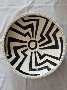 CHRISTMAS gift /1 large ungo basket Bowl / Woven Bowl / African baskets/ Wall basket / bohemian home / Home Decor , Wall Basket African