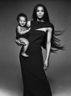 "Ciara shared adorable private footage with her baby son Future for her new music video ""I Got You"" -- watch now! Published 11 May 2015 Written by Madeline Boardman Mother Daughter Poses, Mother Son Photos, Mother Daughters, Daddy Daughter, Children Photography, Family Photography, Family Shoot, Family Posing, Couple Shoot"