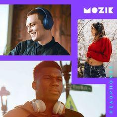 🎧 #Headphones, απόλυτα αξεσουάρ ήχου από κορυφαίους κατασκευαστές με premium λειτουργίες   Mozik Blog Wireless Headphones, Blog, Blogging