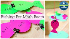 math facts practice + other cute ideas to make learning fun :)