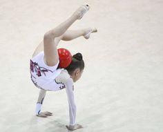 https://flic.kr/p/oeHrJ8   GIMNASIA RÍTMICA FINALES   Gimnasia Rítmica finales durante los VI Juegos Deportivos Nacionales Prejuveniles 2014
