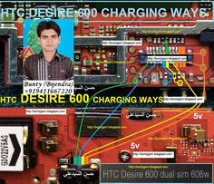 HTC Desire 600 Charging Problem Ways Usb Jumper Solution Octopus Box, The 5th Of November, Jumper, Usb, Jumpers, Sweater