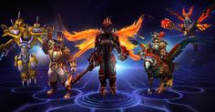 Play Every Heroes of the Storm Character for Free Right Now