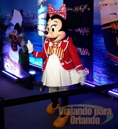 O Viajando para Orlando marcou presença no evento realizado pela Disney - o Destination: Walt Disney World - realizado no dia 14 de abril, em São Paulo, no Sheraton WTC Hotel. Mais uma vez a Disney soube trazer um pouco da...