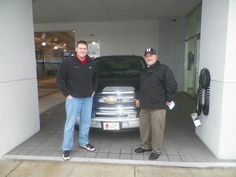www.DriveBaby.com  On behalf of the Milton Ruben Superstore, thank you and congratulations on your new vehicle Mr. Scott! #DriveBaby