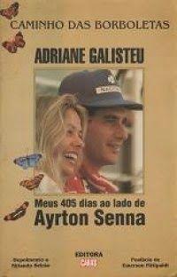 Bebendo Livros: O Caminho das Borboletas - Adriane Galisteu
