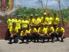 Viernes Santo del 2013 al finalizar el Santo Viacruz