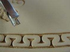 hackbarth leather stamp...can stamps be used to make an impression on wool?