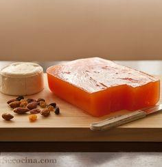 Receta de dulce de membrillo casero http www - Hacer membrillo casero ...