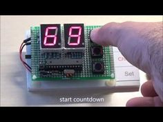 Arduino Countdown Timer With Setup Buttons: 5 Steps (with Pictures)