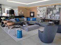 Lounge Casa Cor Paraná  SF Arquitetura e Interiores