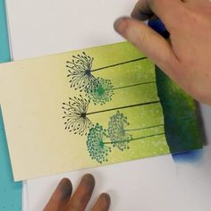 Card Making Tips, Card Making Tutorials, Card Making Techniques, Art Techniques, Handmade Birthday Cards, Greeting Cards Handmade, Butterfly Cards Handmade, Handmade Stamps, Handmade Flowers