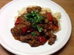 Best homemade lamb rogan josh!