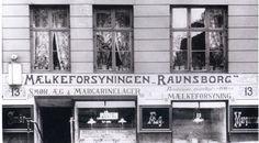 Det var Karen Marie Schepler, der åbnede et ismejeri i Ravnsborggade på det indre Nørrebro i København i 1886