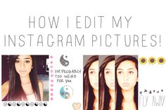 HOW I EDIT MY INSTAGRAM PICTURES! (Best Editing Apps, How to do Overlays)