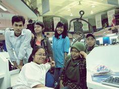 Jawa Pos Surabaya. Missing them