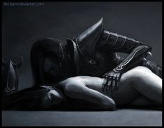 Dark Eldar: Obsession by Beckjann on deviantART