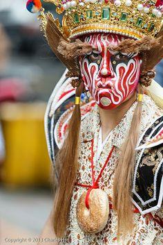 Taoist General Commander - Guan Jiang Shou, #Taiwan Taiwan Culture, National Palace Museum, Chinese Opera, Aboriginal Culture, Taiwan Travel, Taoism, Chinese Culture, People Of The World, Land Art