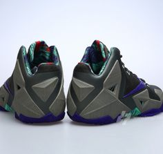 ead0b61c0e134f Nike LeBron 11 Terracotta Warrior Detailed Pictures