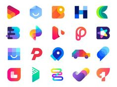 Logo Collection 2 Behance