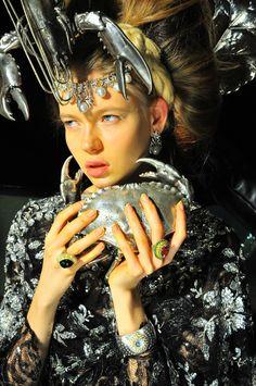 Fashion Foto di LeonardoVfashionbook, creati da Dimitar H. by Francesco Ficara, per Buccellati