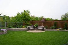 19 - backyard landscaping ideas low budget